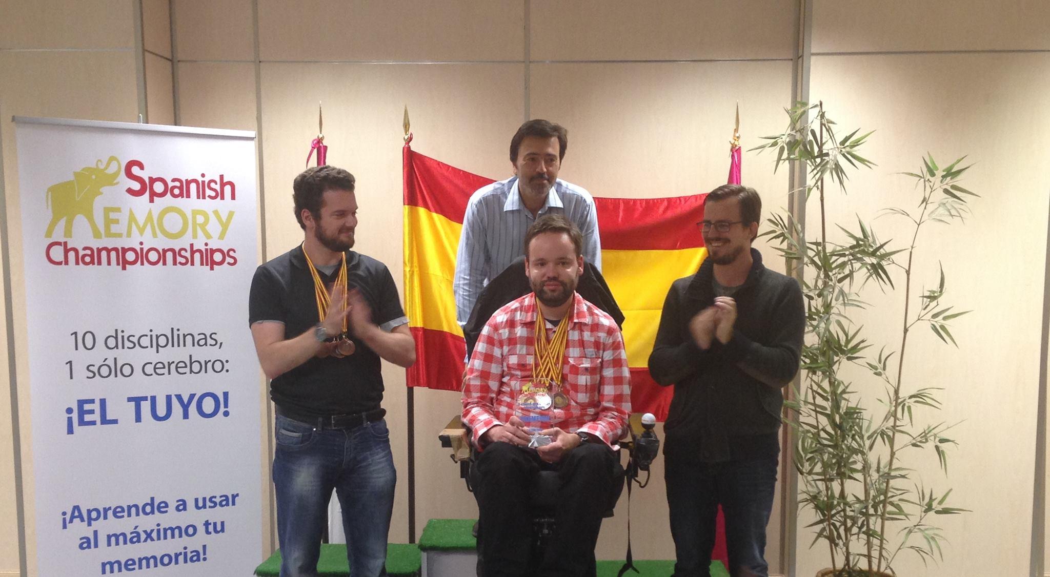 II Open Spanish Memory Championship