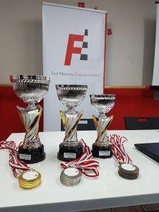 Primer campeonato Fast Memory Championships