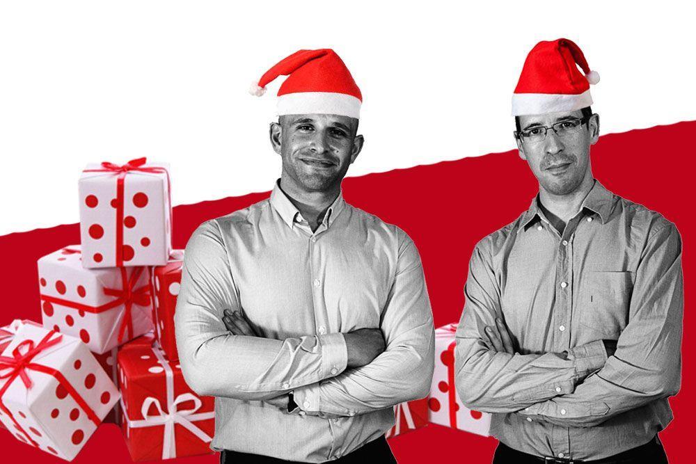 ¡Te hacemos un regalo por Navidad!
