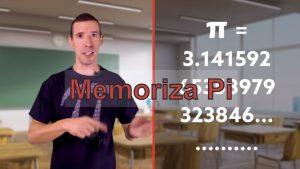 Memorizar el número pi