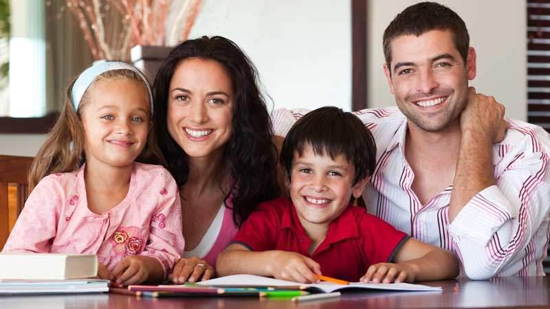 Ayudar a los hijos a estudiar