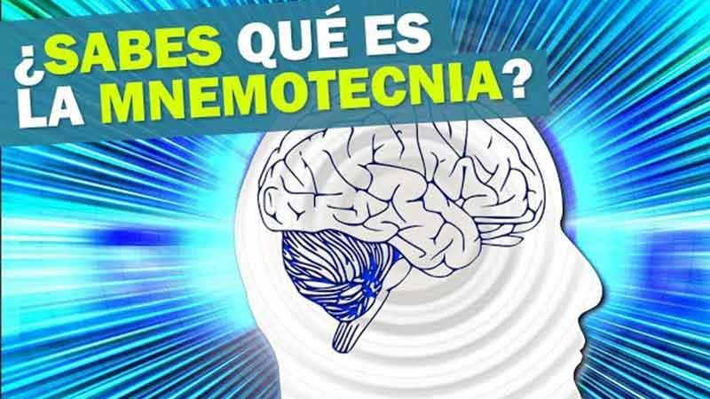 ¿Sabes Qué es la Mnemotecnia?